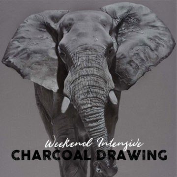 Weekend Intensive Charcoal Drawing